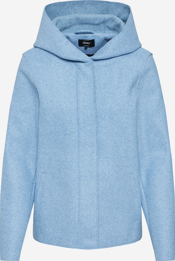 ONLY Kurtka przejściowa 'ONLSIRI BONDED HOOD JACKET' w kolorze niebieskim, Podgląd produktu