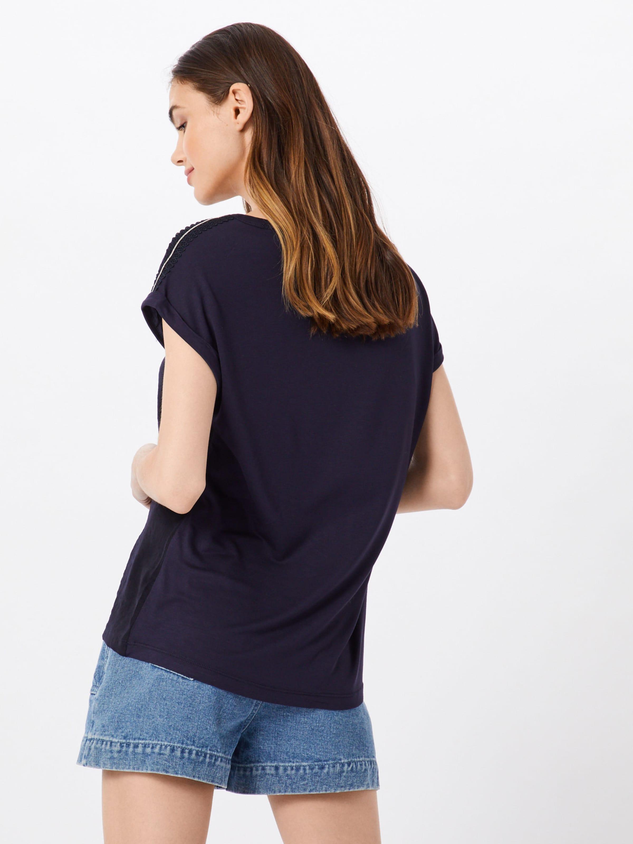 Marine Red En S Bleu oliver Label T shirt Ifvb7Y6gy