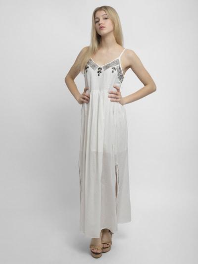 APART Kleid in weiß, Modelansicht