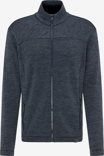PYUA Sportsweatvest 'Jacke ' in de kleur Blauw, Productweergave