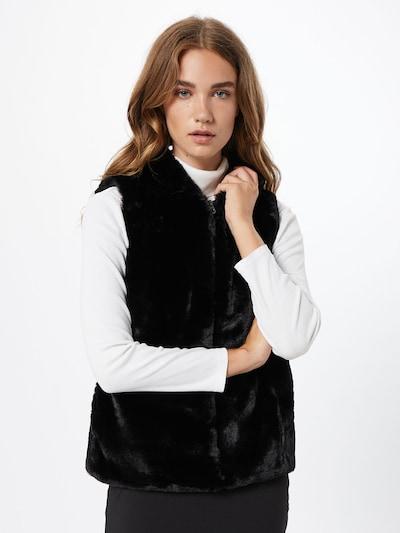 ONLY Gilet 'Malou' en noir, Vue avec modèle