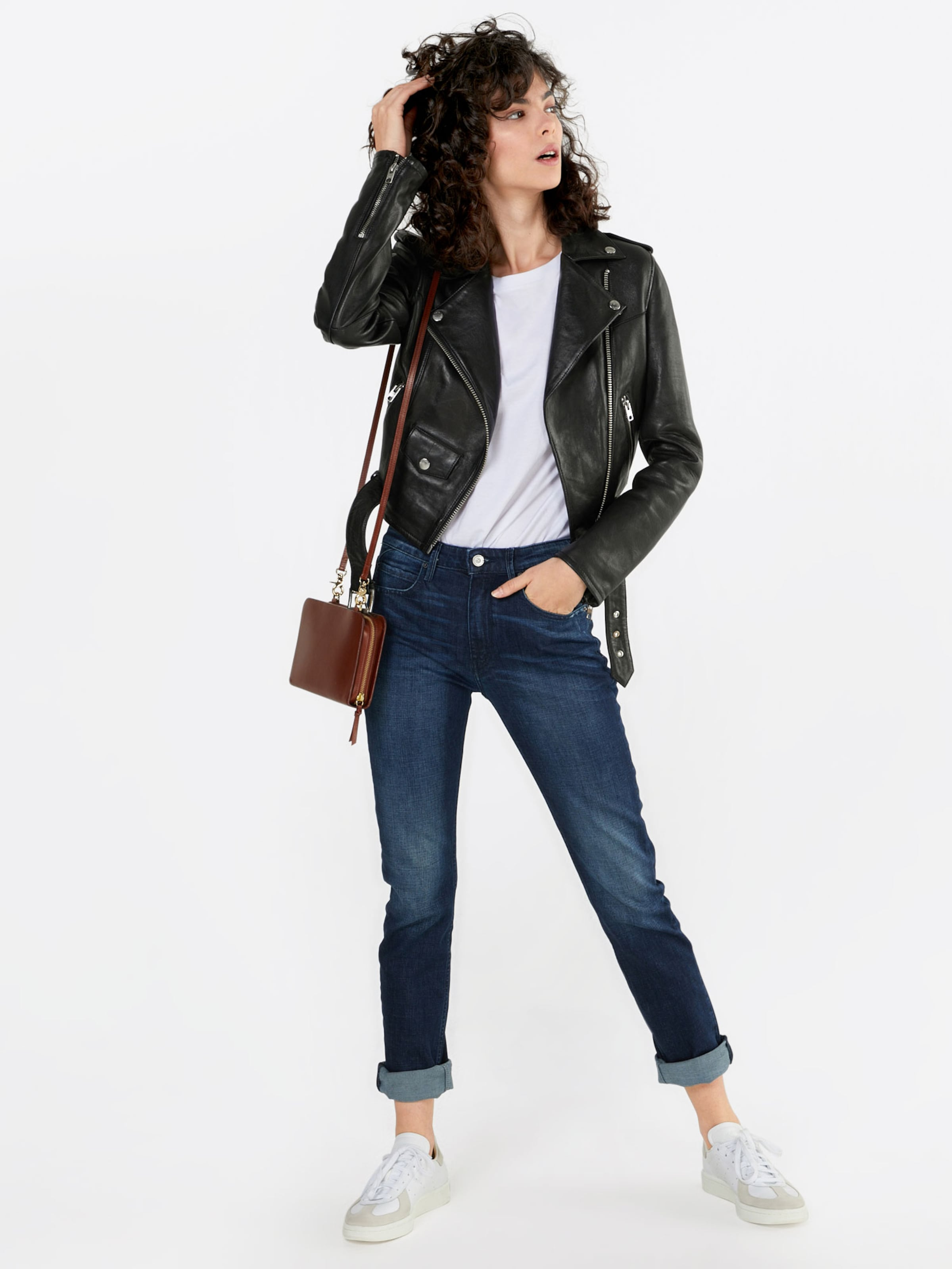 Dunkelblau In Jeans Replay 'jengre' Regular SMqUzpV