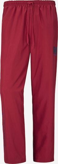 Jan Vanderstorm Pantalon ' Nicco ' en rouge, Vue avec produit