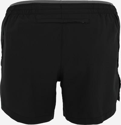 NIKE Sporthose 'Elevate' in schwarz: Rückansicht