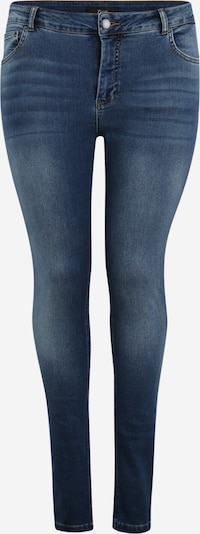 Zizzi Jeans 'AMY POSH' in blue denim, Produktansicht