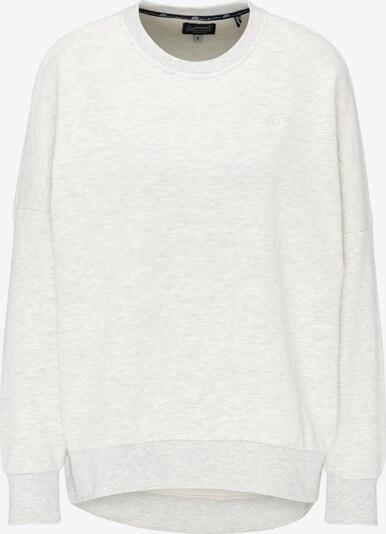 DREIMASTER Sweatshirt in weiß, Produktansicht