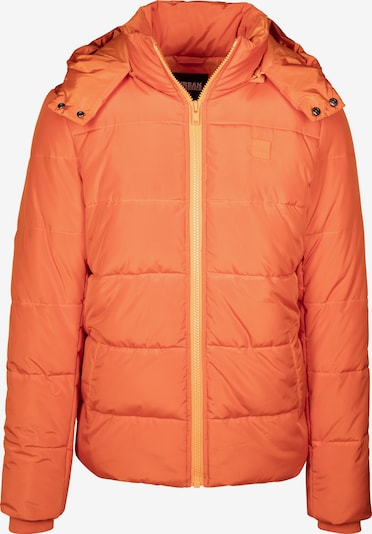Urban Classics Winterjacke in orange, Produktansicht