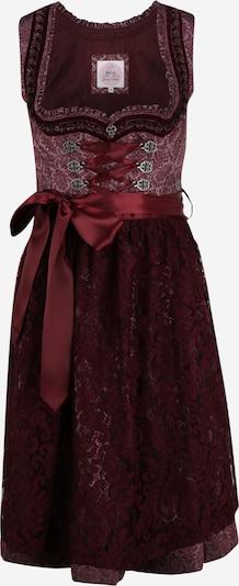 MARJO Kleid in brombeer, Produktansicht