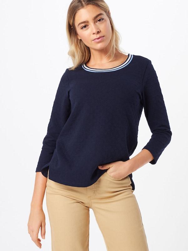 Foncé shirt Qr Bleu One 'ltd Street T En Philine' UVjLSzGqMp