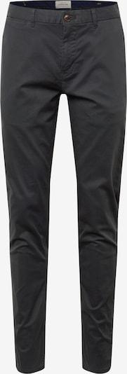 Pantaloni eleganți 'Mott' SCOTCH & SODA pe negru: Privire frontală