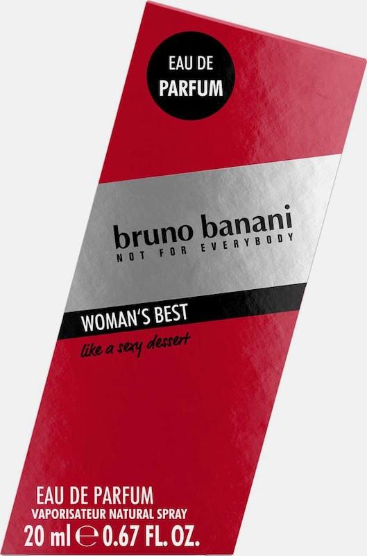 BRUNO BANANI 'Woman's Best', Eau de Parfum