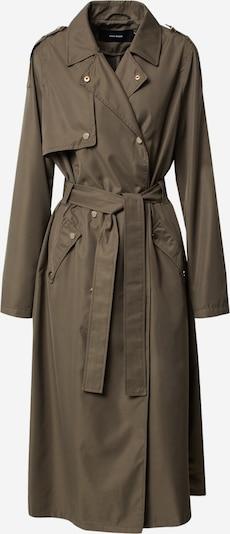 Vero Moda Tall Mantel 'VMELYA' in khaki, Produktansicht