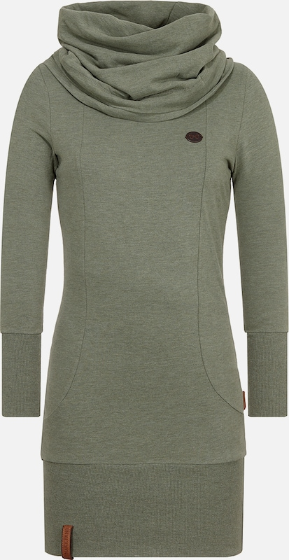 naketano Female Sweatshirt-Kleid 'Schniedelwutz'