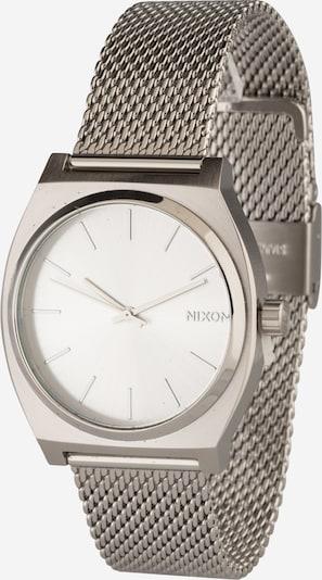 Nixon Analog klocka 'Time Teller Milanese' i silver, Produktvy