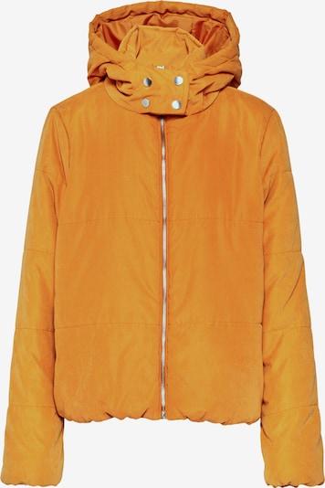 VILA Zimska jakna 'VILEYDA L/S JACKET' | zlato-rumena barva: Frontalni pogled
