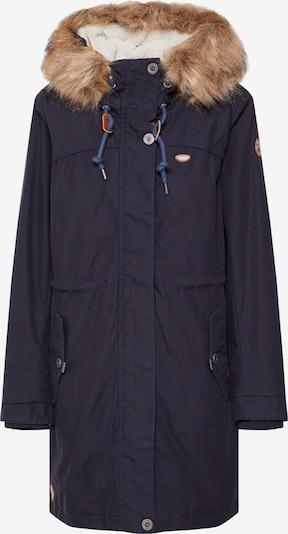 Ragwear Plus Jacke 'TAWNY PLUS' in navy, Produktansicht