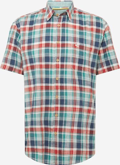 CAMEL ACTIVE Košile - modrá / zelená / červená / bílá, Produkt