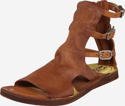 A.S.98 Sandale 'RAMOS' in braun, Produktansicht