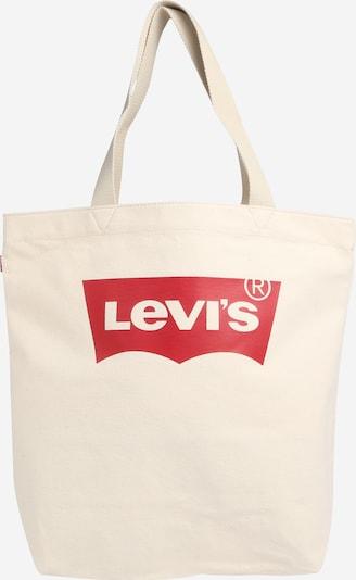 """LEVI'S """"Shopper"""" tipa soma nebalināts / sarkans, Preces skats"""