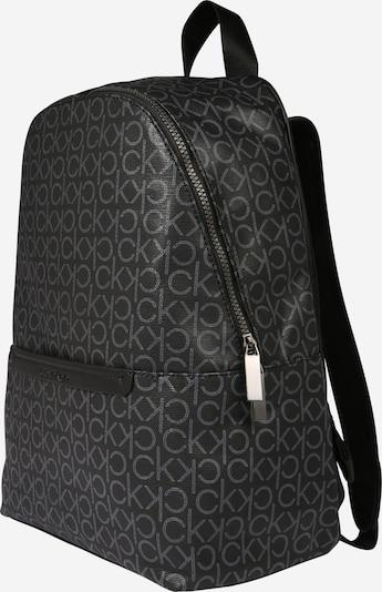 Calvin Klein Sac à dos 'MONO ROUND' en noir, Vue avec produit
