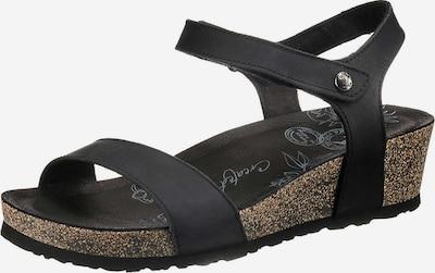 PANAMA JACK Sandalen in schwarz, Produktansicht