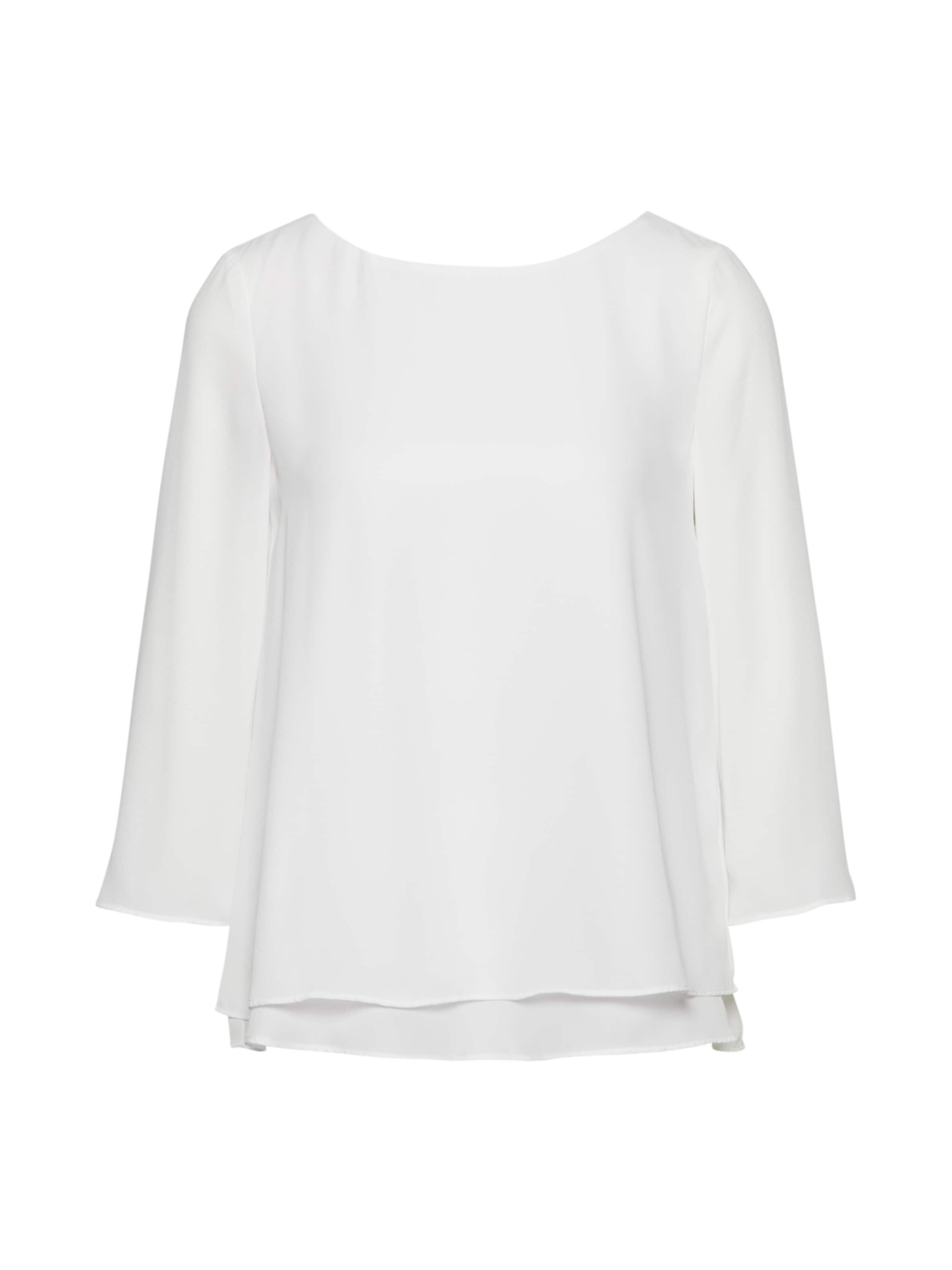 'soft Blusenshirt In Weiß Collection Crepe' Esprit W9IEHD2