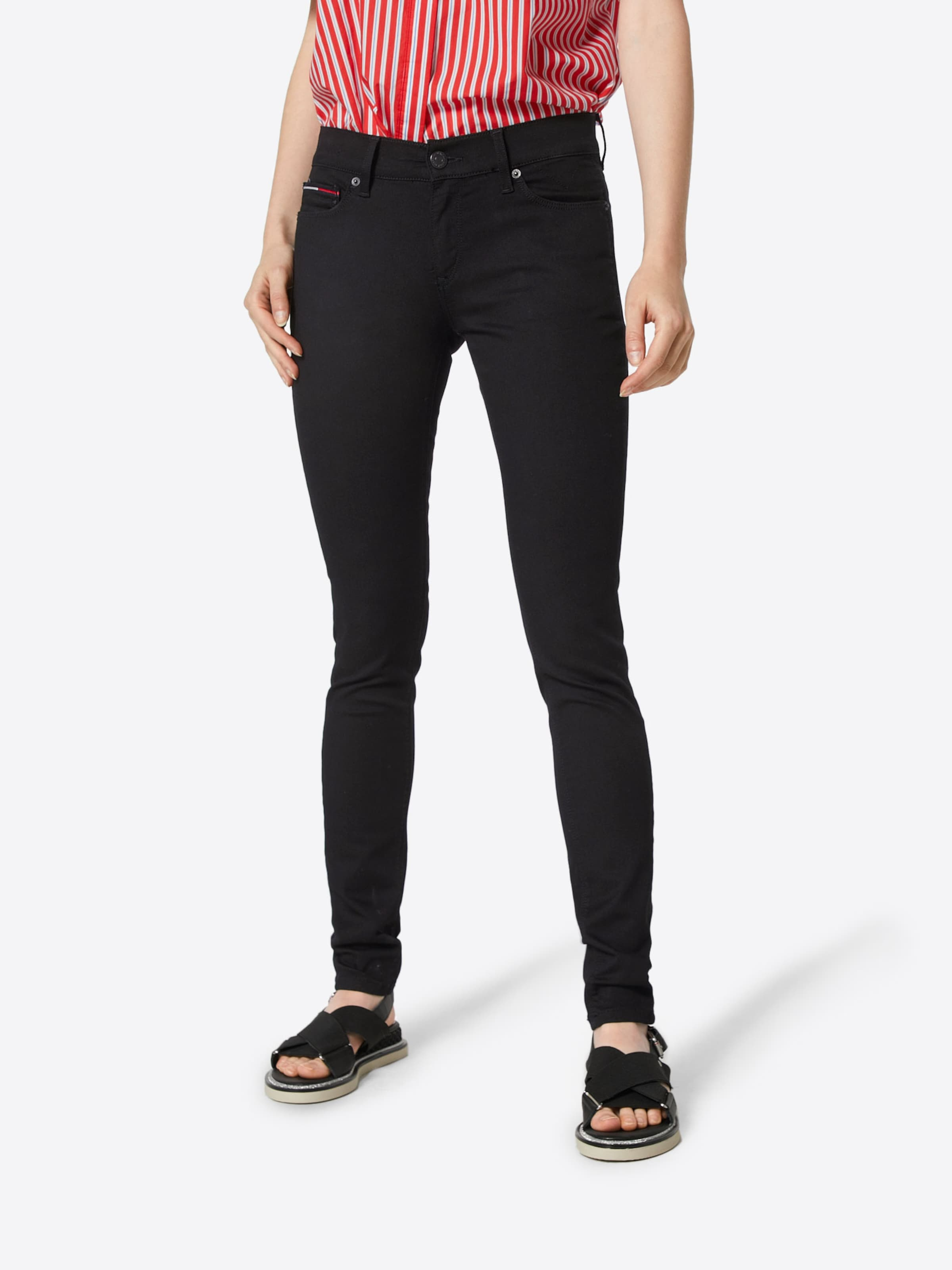 Black 'nora ' In Denim Jeans Tommy hdxotQBCsr