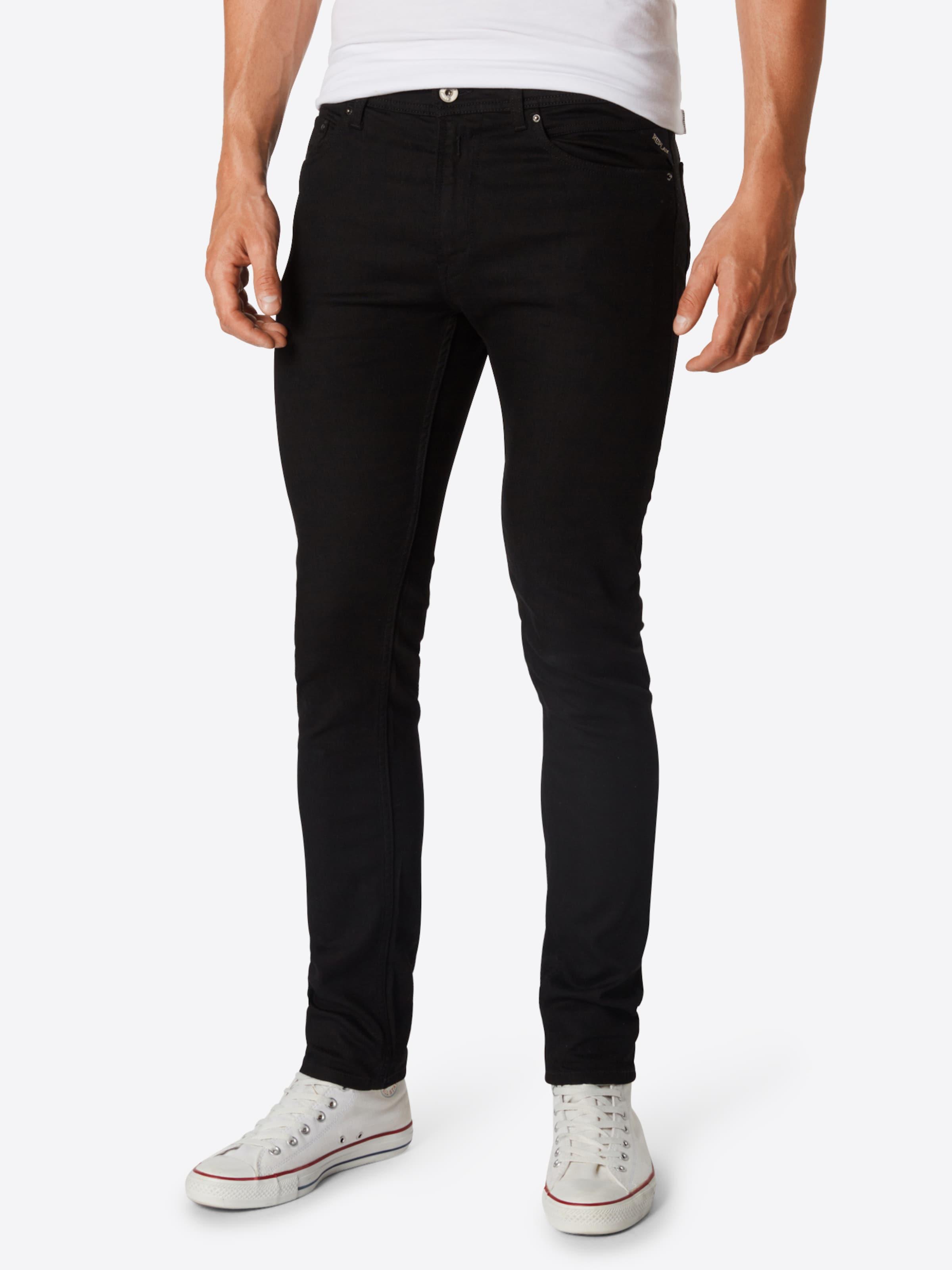 Jeans Replay In Replay 'jondrill' 'jondrill' Jeans Jeans Schwarz Schwarz 'jondrill' In Replay shrdtQC