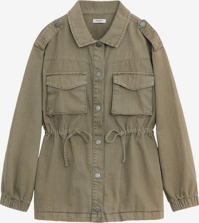MANGO KIDS Jacke 'Safari' in khaki, Produktansicht