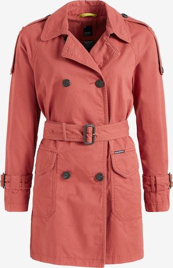 khujo Tussenmantel ' INESSA ' in de kleur Rood, Productweergave