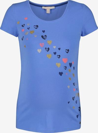 Esprit Maternity Shirt in de kleur Blauw / Goud / Rosa / Zilver, Productweergave
