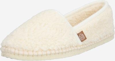 espadrij l´originale Slipper 'TEDDY' in naturweiß, Produktansicht