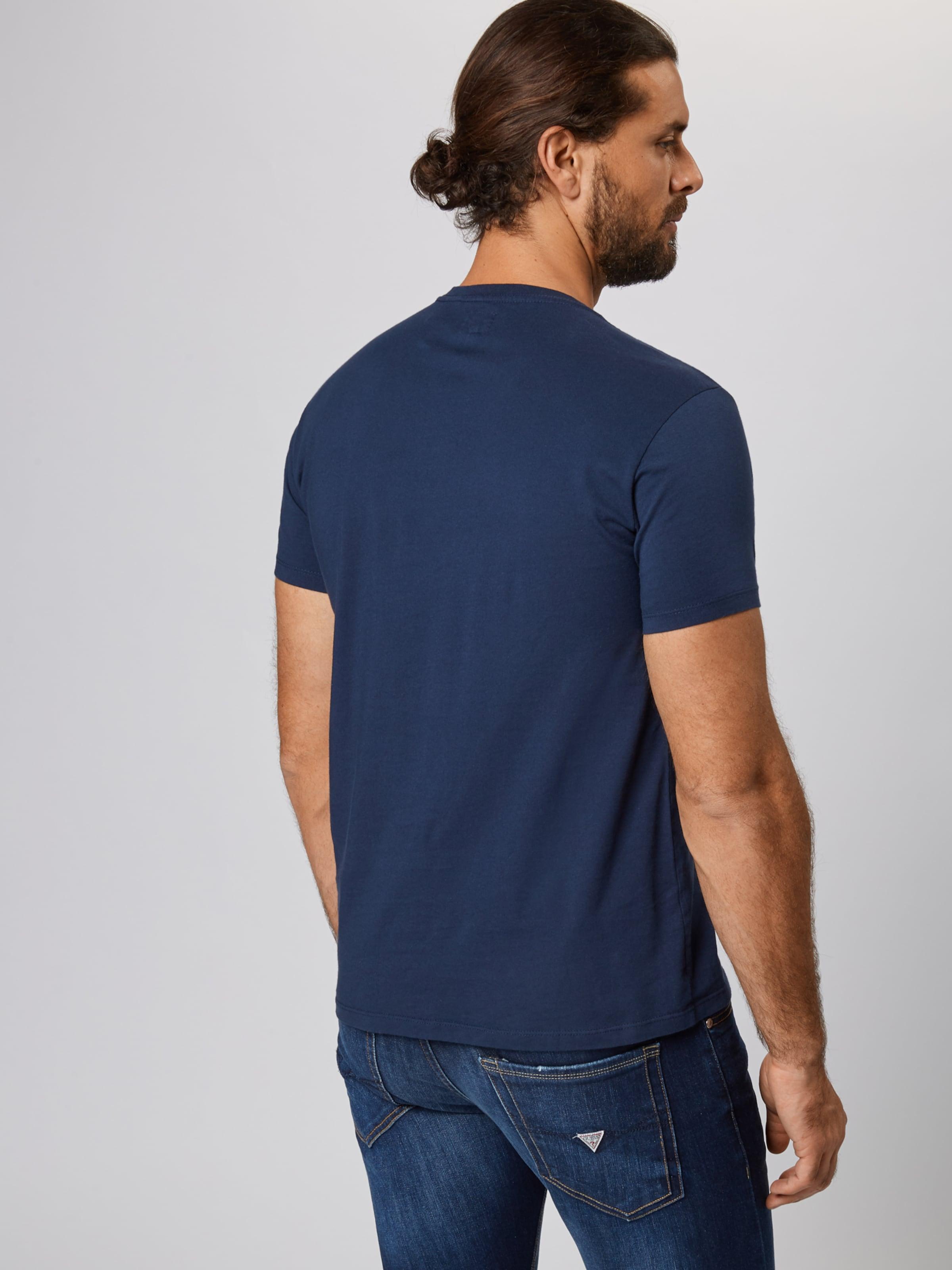 T En shirt 'orighmvneck' Bleu Levi's Foncé 5jc4RLq3A