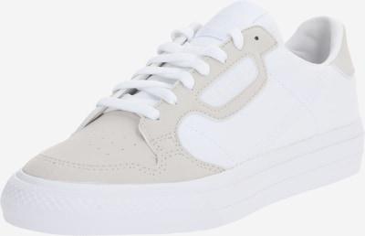 ADIDAS ORIGINALS Zapatillas deportivas 'Continental' en piel / blanco, Vista del producto