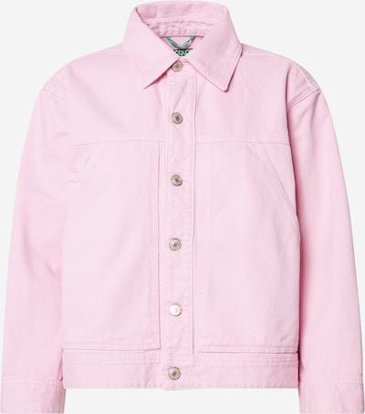 UNITED COLORS OF BENETTON Kurtka przejściowa w kolorze różowy pudrowym, Podgląd produktu