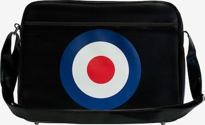 LOGOSHIRT Tasche 'Target' in schwarz, Produktansicht