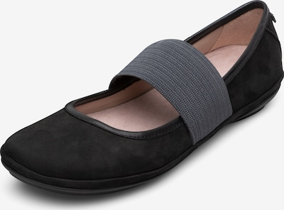 CAMPER Ballerina in schwarz, Produktansicht