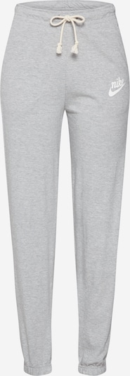Nike Sportswear Kalhoty 'W NSW GYM VNTG PANT' - šedá, Produkt