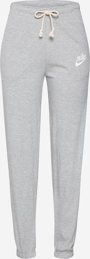 Nike Sportswear Hose 'W NSW GYM VNTG PANT' in grau, Produktansicht