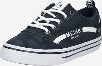 MUSTANG Sneakers laag in de kleur Navy, Productweergave
