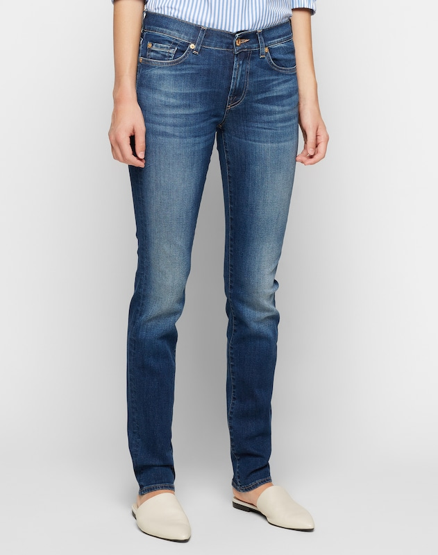 7 for all mankind 'Roxanne' Skinny Jeans