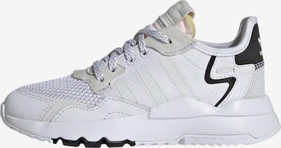 ADIDAS ORIGINALS Schuh 'Nite Jogger' in beige / schwarz / weiß, Produktansicht