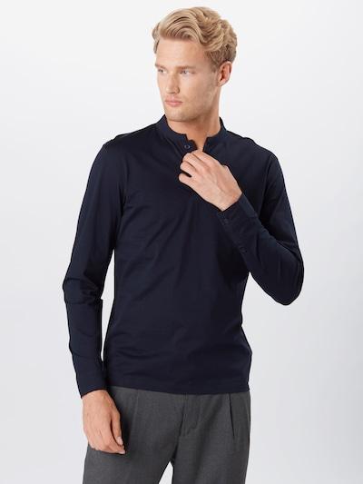 DRYKORN Shirt 'Keno' in kobaltblau: Frontalansicht