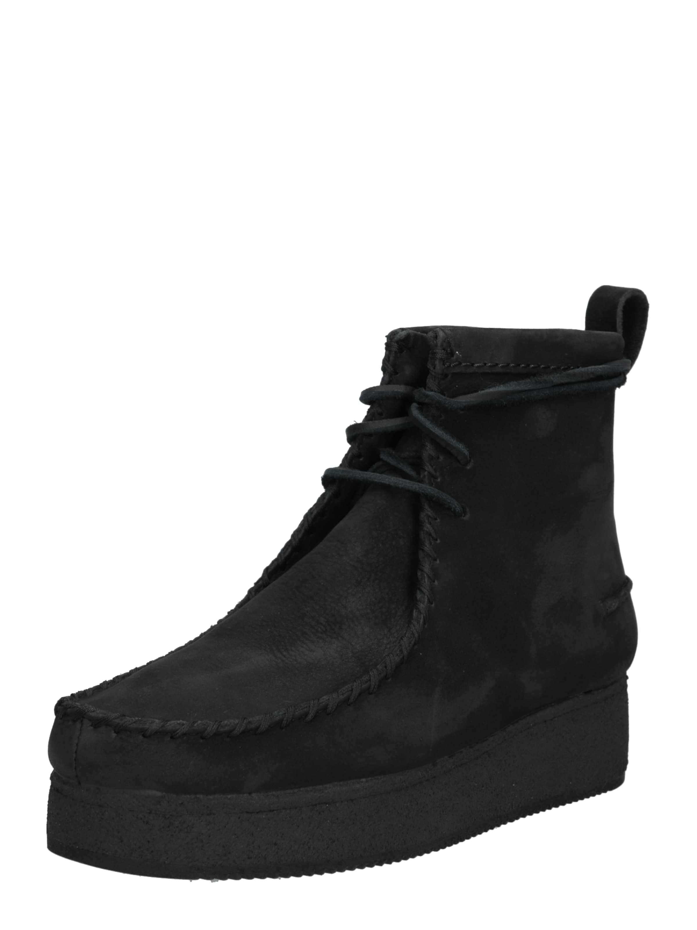 Boots En Craft' Noir Clarks 'wallabee Originals 0wXOk8nP