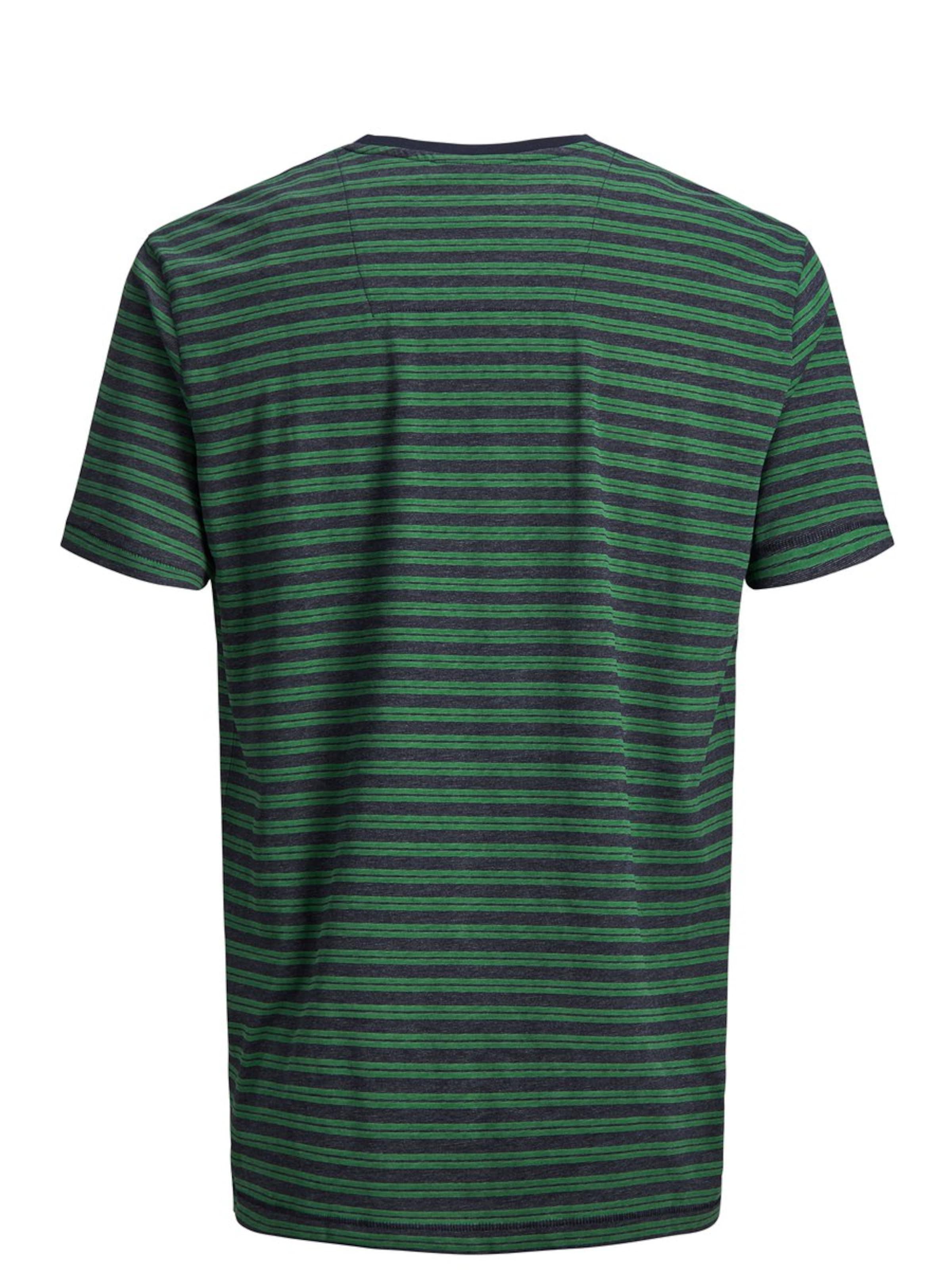 JonesT Chiné In Bleu Jackamp; MarineVert shirt eWH29IDbEY