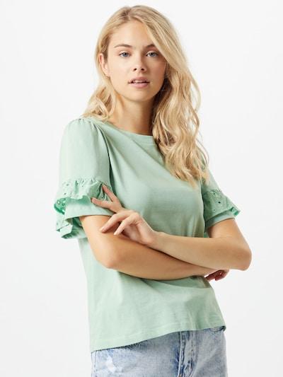 Trendyol Koszulka w kolorze miętowym: Widok z przodu