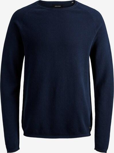 Megztinis iš JACK & JONES , spalva - tamsiai mėlyna: Vaizdas iš priekio