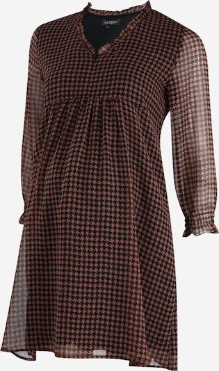 Attesa Obleka   roza / črna barva, Prikaz izdelka
