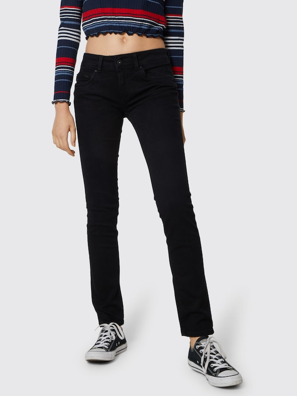 Pepe Jeans Jeans 'New 'New 'New Brooke' in schwarz denim  Neuer Aktionsrabatt 82ee8d