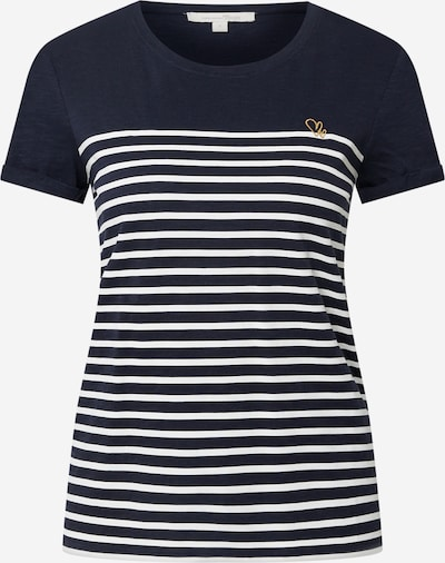 TOM TAILOR DENIM T-Shirt in navy, Produktansicht